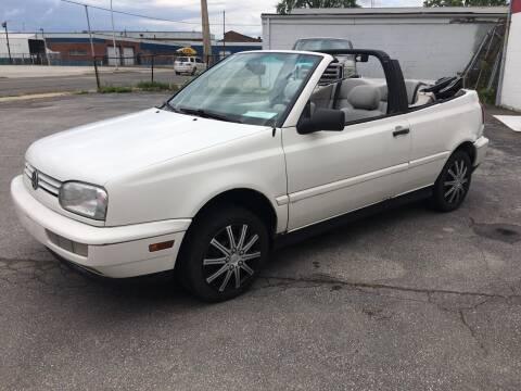 1998 Volkswagen Cabrio for sale at Bob Fox Auto Sales in Port Huron MI