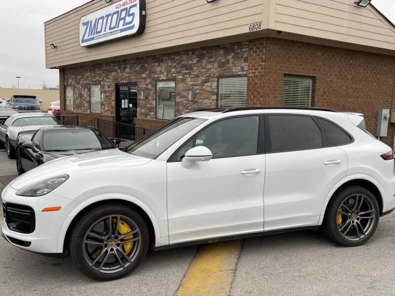 2019 Porsche Cayenne for sale at Z Motors in Chattanooga TN