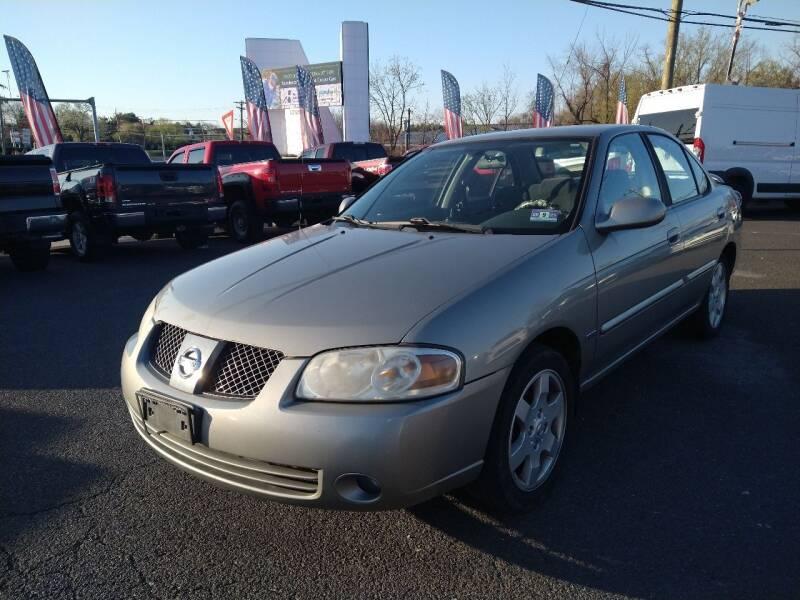 2006 Nissan Sentra for sale at P J McCafferty Inc in Langhorne PA