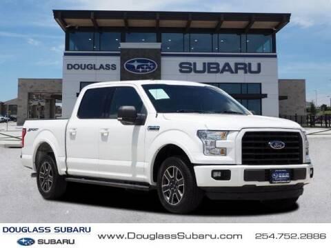 2015 Ford F-150 for sale at Douglass Automotive Group - Douglas Subaru in Waco TX