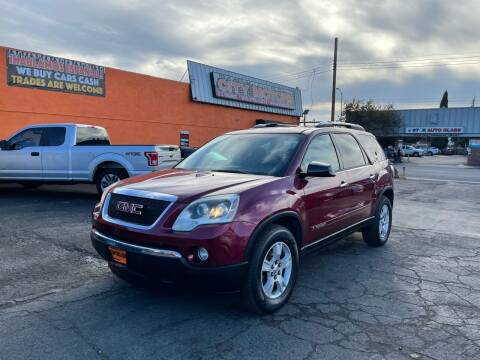 2007 GMC Acadia for sale at City Motors in Hayward CA