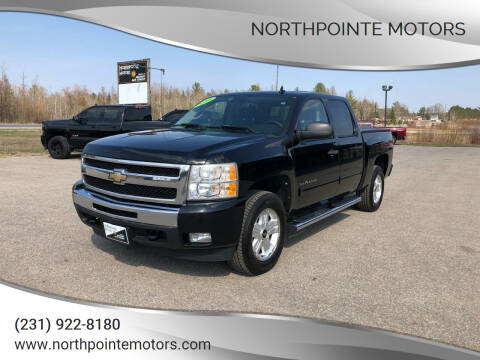 2010 Chevrolet Silverado 1500 for sale at Northpointe Motors in Kalkaska MI