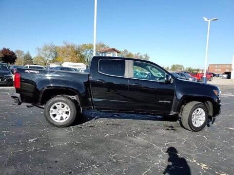 2018 Chevrolet Colorado for sale at Hawk Chevrolet of Bridgeview in Bridgeview IL