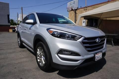 2017 Hyundai Tucson for sale at Win Motors Inc. in Los Angeles CA