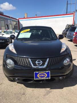2011 Nissan JUKE for sale at AutoBank in Chicago IL