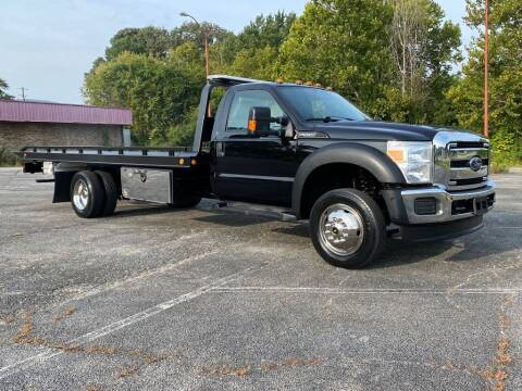 2016 Ford F-550 Super Duty for sale at Heavy Metal Automotive LLC in Anniston AL