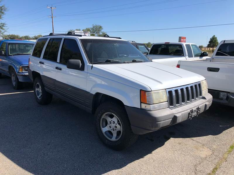 1996 Jeep Grand Cherokee for sale at AFFORDABLY PRICED CARS LLC in Mountain Home ID