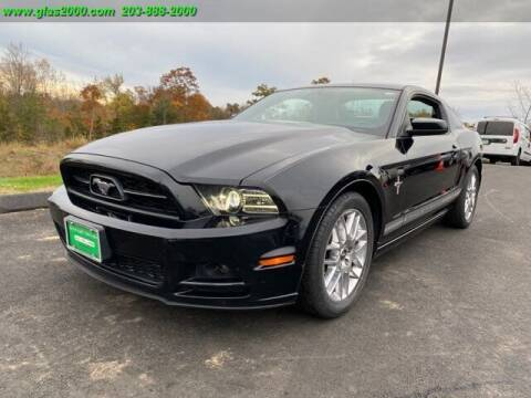 2014 Ford Mustang for sale at Green Light Auto Sales LLC in Bethany CT