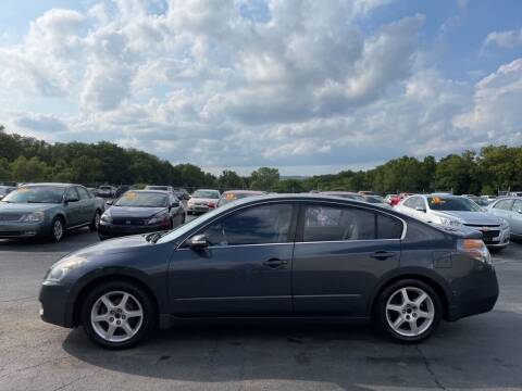 2008 Nissan Altima for sale at CARS PLUS CREDIT in Independence MO