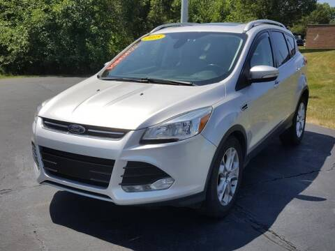 2015 Ford Escape for sale at STRUTHER'S AUTO MALL in Austintown OH