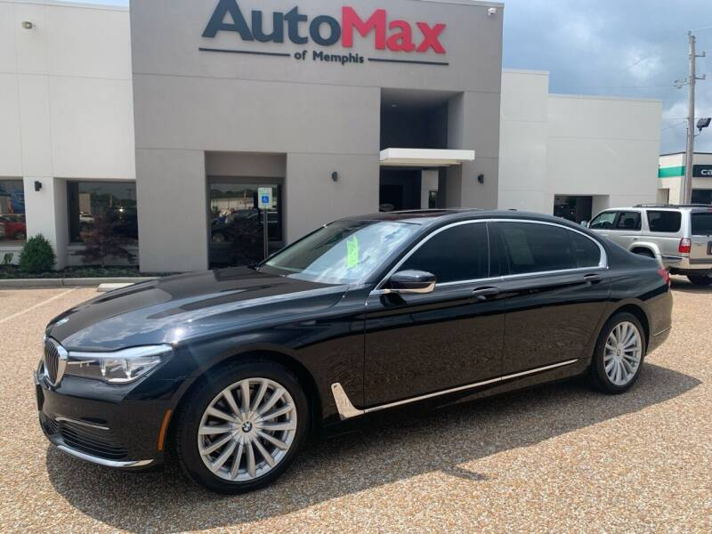 2019 BMW 7 Series for sale at AutoMax of Memphis - Ralph Hawkins in Memphis TN