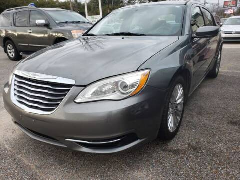 2013 Chrysler 200 for sale at Yep Cars in Dothan AL