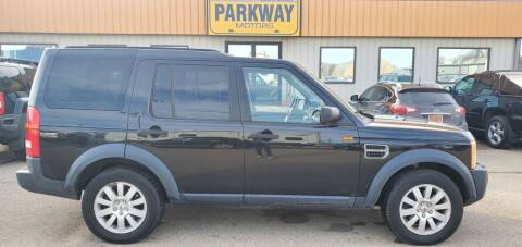 2006 Land Rover LR3 for sale at Parkway Motors in Springfield IL