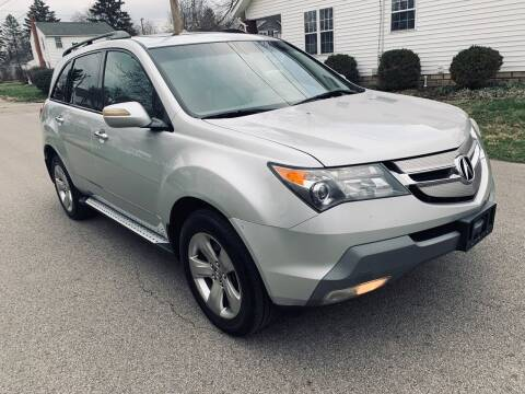 2009 Acura MDX for sale at Via Roma Auto Sales in Columbus OH