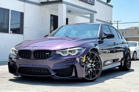 2018 BMW M3 for sale at Fastrack Auto Inc in Rosemead CA