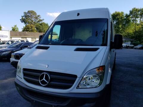 2011 Mercedes-Benz Sprinter Cargo for sale at GULF COAST MOTORS in Mobile AL