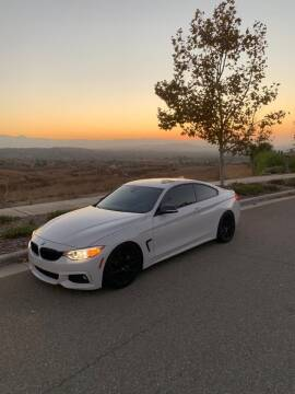 2016 BMW 4 Series for sale at CARSTER in Huntington Beach CA