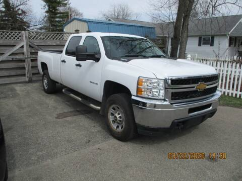 2014 Chevrolet Silverado 3500HD for sale at Classics and More LLC in Roseville OH