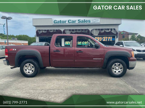 2008 GMC Sierra 1500 for sale at Gator Car Sales in Picayune MS