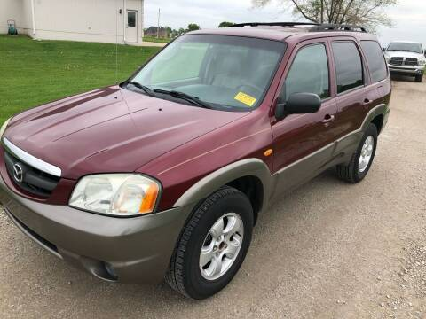 2004 Mazda Tribute for sale at Nice Cars in Pleasant Hill MO