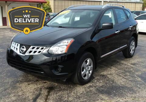 2014 Nissan Rogue Select for sale at Smart Buy Auto in Bradley IL