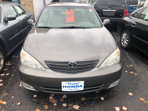 2004 Toyota Camry for sale at Whiting Motors in Plainville CT