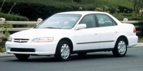1999 Honda Accord for sale at The Back Lot in Lebanon PA