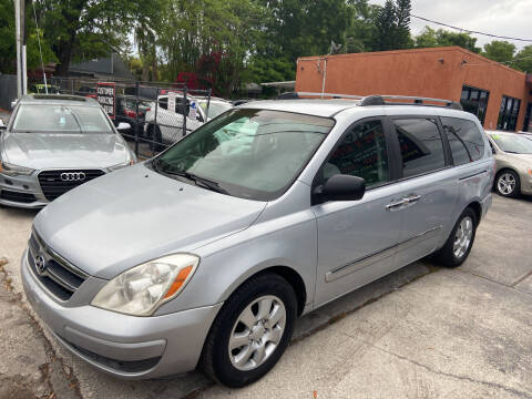 2007 Hyundai Entourage for sale at Kings Auto Group in Tampa FL