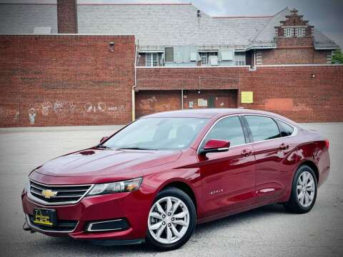 2016 Chevrolet Impala for sale at ARCH AUTO SALES in Saint Louis MO