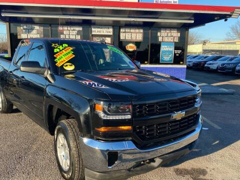 2019 Chevrolet Silverado 1500 LD for sale at Cow Boys Auto Sales LLC in Garland TX
