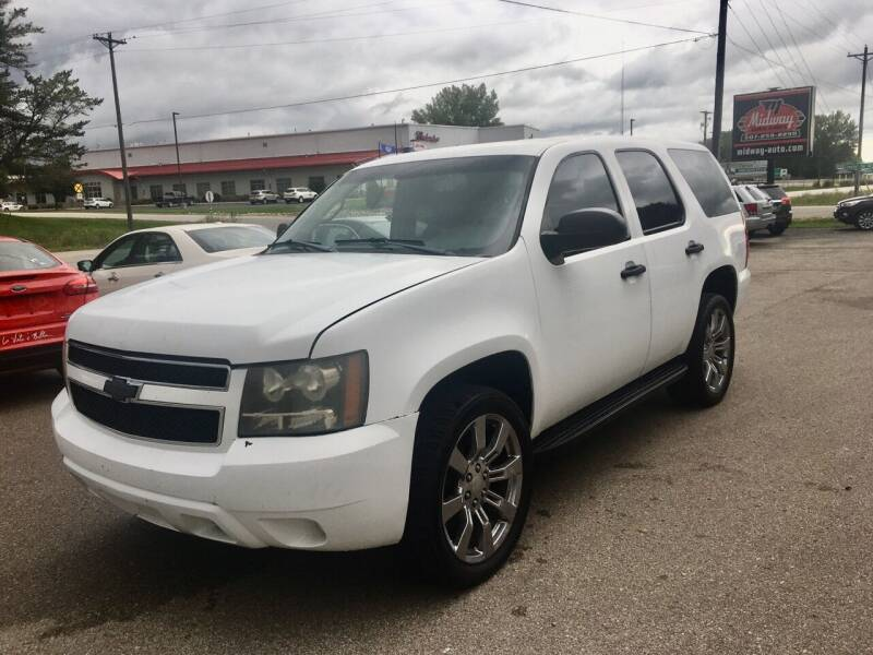 2008 Chevrolet Tahoe for sale at Midway Auto Sales in Rochester MN