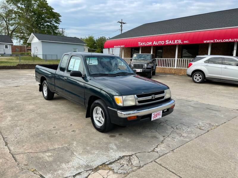 1998 Toyota Tacoma for sale at Taylor Auto Sales Inc in Lyman SC