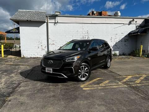 2017 Hyundai Santa Fe for sale at Santa Motors Inc in Rochester NY