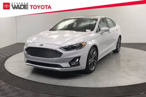 2020 Ford Fusion for sale at Stephen Wade Pre-Owned Supercenter in Saint George UT