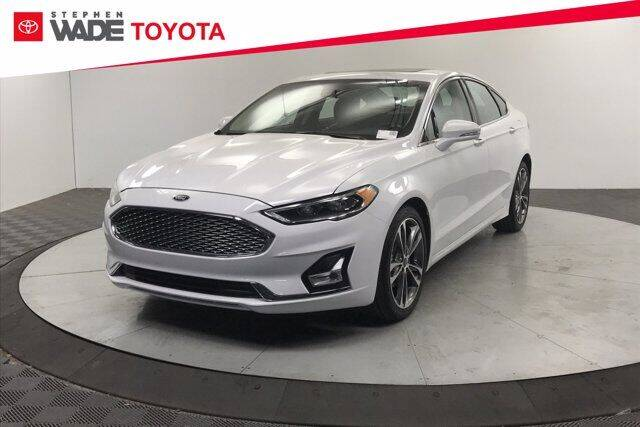 2020 Ford Fusion for sale in Saint George, UT
