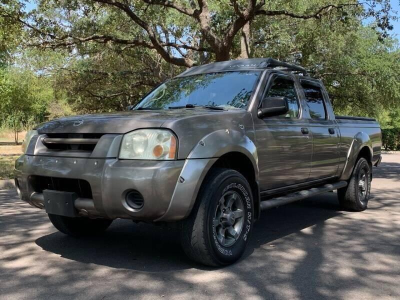 2004 Nissan Frontier for sale at 210 Auto Center in San Antonio TX
