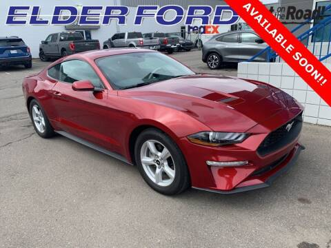 2019 Ford Mustang for sale at Mr Intellectual Cars in Troy MI