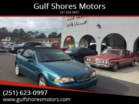 2001 Volvo C70 for sale at Gulf Shores Motors in Gulf Shores AL