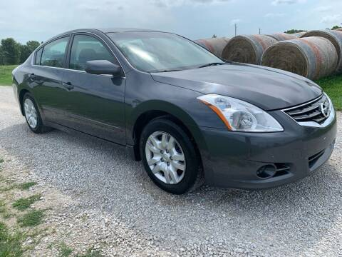 2010 Nissan Altima for sale at Nice Cars in Pleasant Hill MO