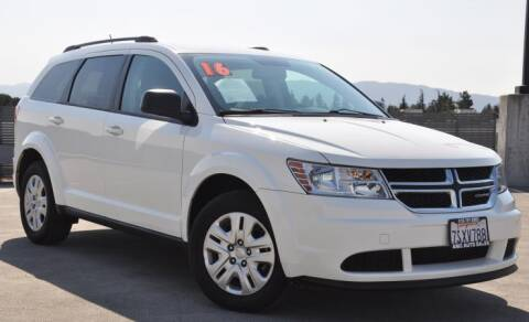 2016 Dodge Journey for sale at AMC Auto Sales, Inc in San Jose CA