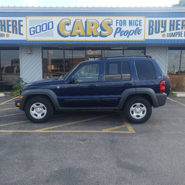 2006 Jeep Liberty for sale at Good Cars 4 Nice People in Omaha NE