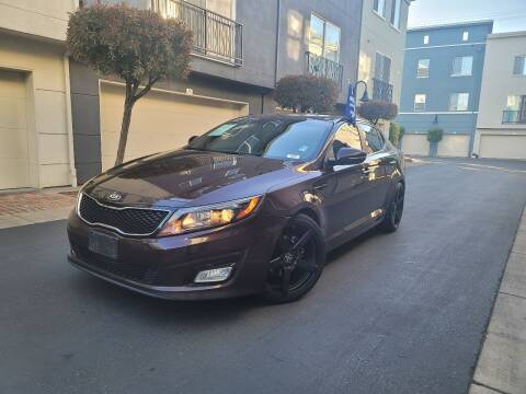 2014 Kia Optima for sale at Bay Auto Exchange in San Jose CA