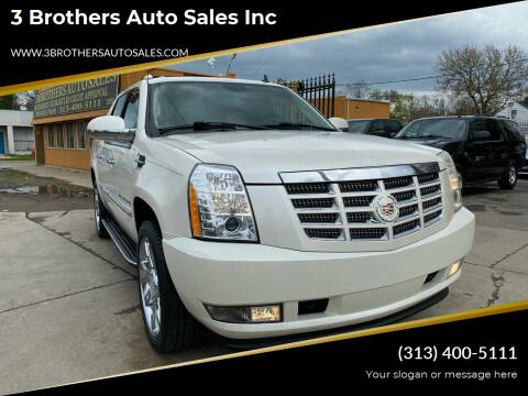 2007 Cadillac Escalade EXT for sale at 3 Brothers Auto Sales Inc in Detroit MI