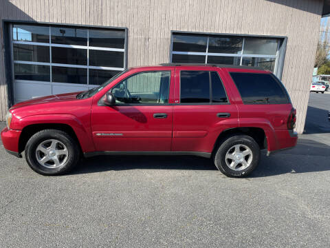 2003 Chevrolet TrailBlazer for sale at Westside Motors in Mount Vernon WA
