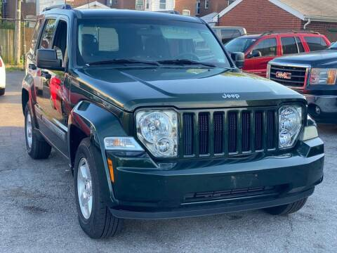 2010 Jeep Liberty for sale at IMPORT Motors in Saint Louis MO