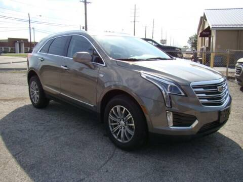 2018 Cadillac XT5 for sale at 1st Class Imports LLC in Cleveland OH