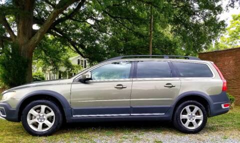 2011 Volvo XC70 for sale at Progress Auto Sales in Durham NC