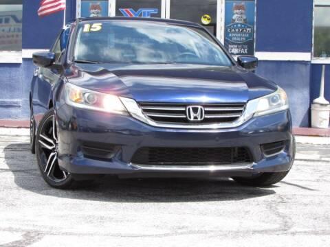 2015 Honda Accord for sale at VIP AUTO ENTERPRISE INC. in Orlando FL