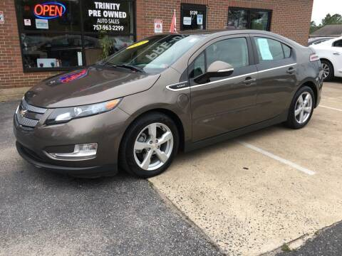2015 Chevrolet Volt for sale at Bankruptcy Car Financing in Norfolk VA