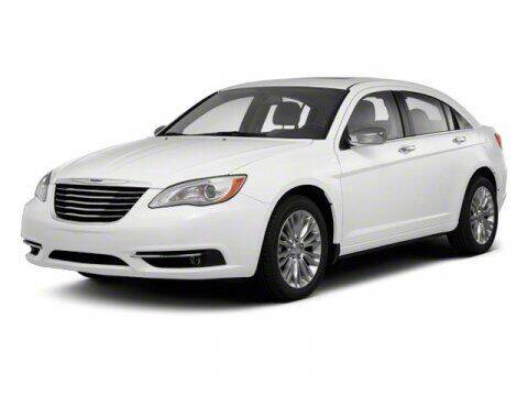 2013 Chrysler 200 for sale at Mike Murphy Ford in Morton IL